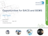 Opportunities for BACS & BEMS 2017- Report 2 (Building Automation Controls Systems & Building Energy Management Systems)