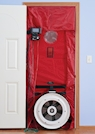 Energy Conservatory Minneapolis blower door system