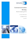 Commercial Boilers (World Market for Heating 2012)