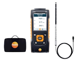 Testo 440 - hot wire kit