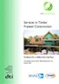 Services in timber framed construction - Guidance for a defect-free interface (IEP 6/2005 (2006))