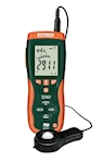 Extech HD450 | Data logging lux meter