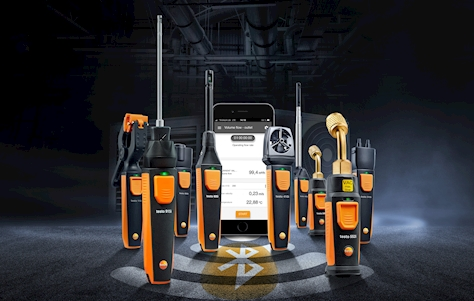 New Testo smart probes now available