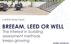 New BSRIA White Paper: BREEAM, LEED or WELL