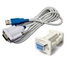 TSI 5000 series USB-A to RS232 cable