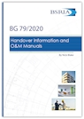 Handover Information and O&M Manuals (BG 79/2020)