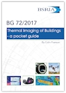 Thermal Imaging of Buildings - a pocket guide (BG 72/2017)