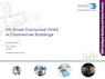 Smart Connected HVAC in Commercial Buildings 2017