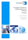 European Market for Chilled Ceilings 2011