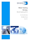 Water Heating (World Market for Heating 2012)