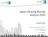 World Market for Water Heating 2020/R2019