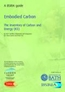 Embodied Carbon - the Inventory of Carbon and Energy (ICE) (BG 10/2011)