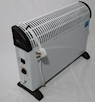 BSRIA Instrument Solutions 2kW convector heater