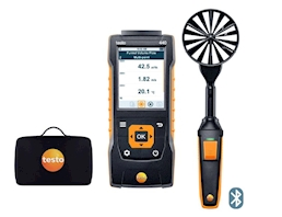 Testo 100 mm vane kit