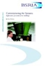 Commissioning Air Systems. Application procedures for buildings (Withdrawn) (AG 3/89.3)